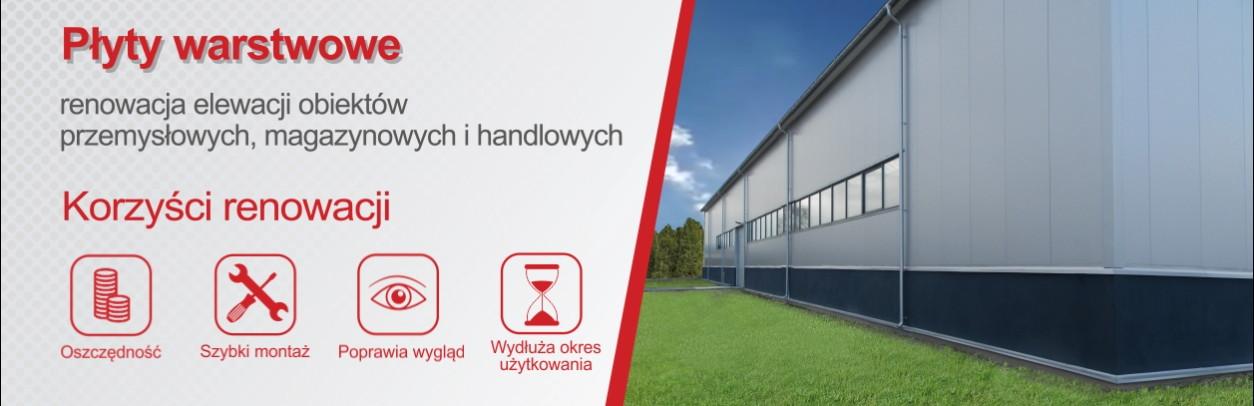 Wspaniały Płyty warstwowe styropian, PIR, PUR - Producent DH77